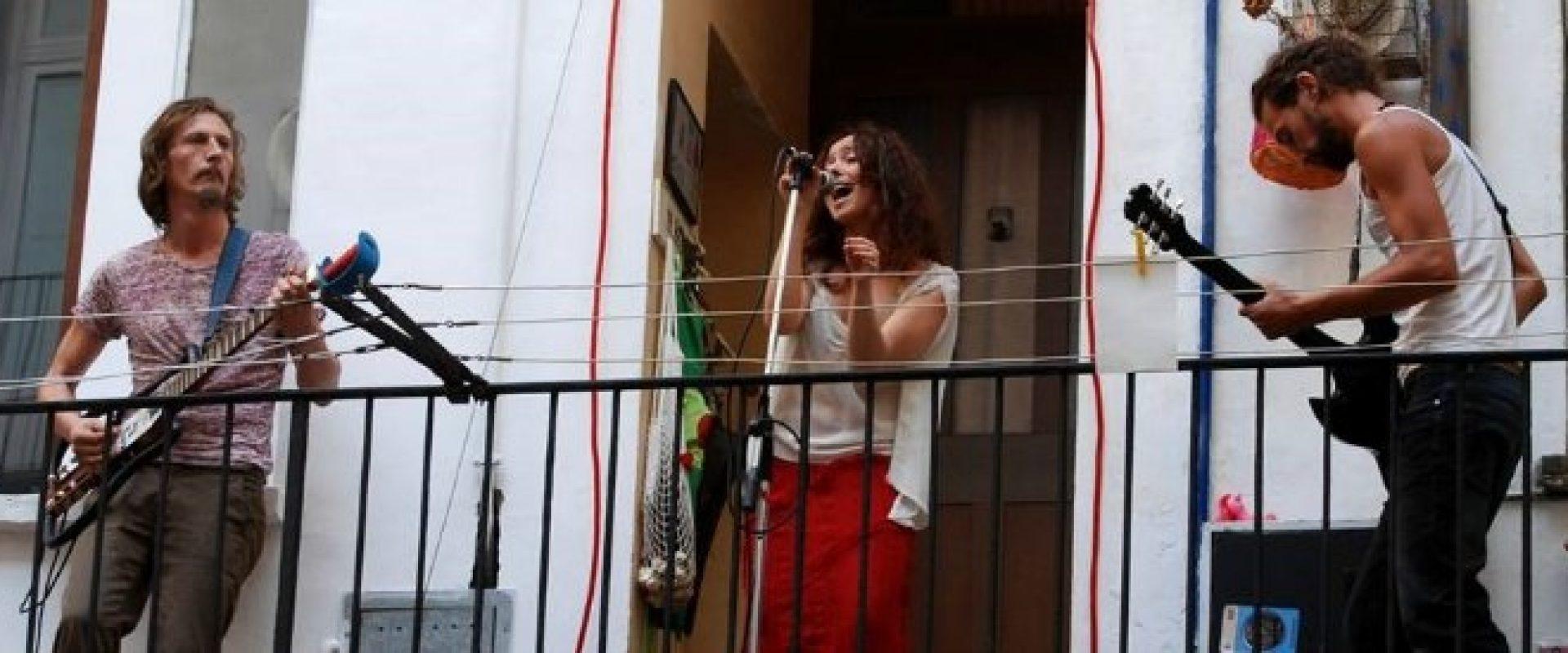 cantanti condominiali, Vicenza